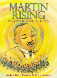 Cover for Martin Rising: Requiem For A King
