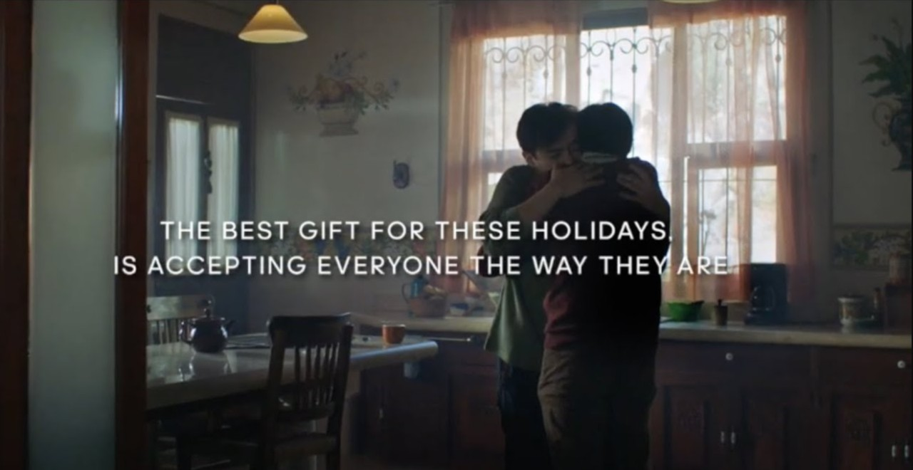 Doritos Mexico's heartwarming ad