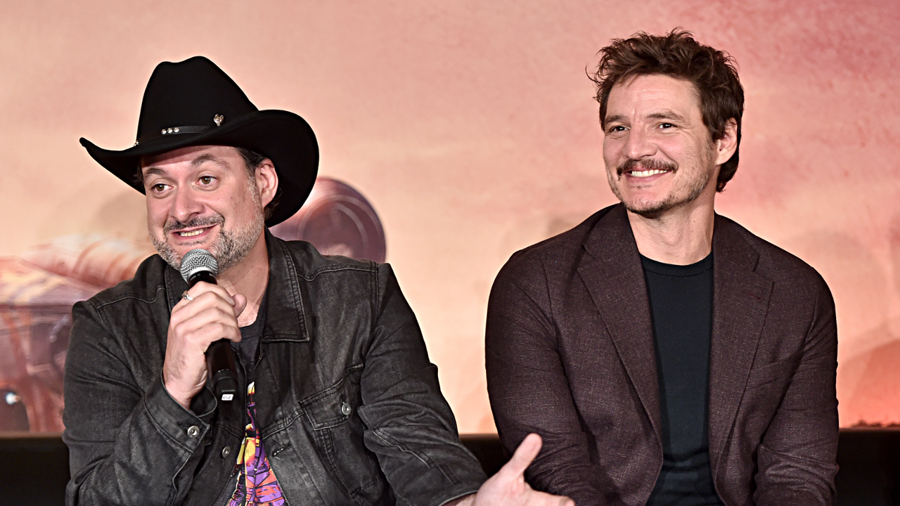 Dave Filoni and Pedro Pascal Discuss Upcoming Mandalorian Season