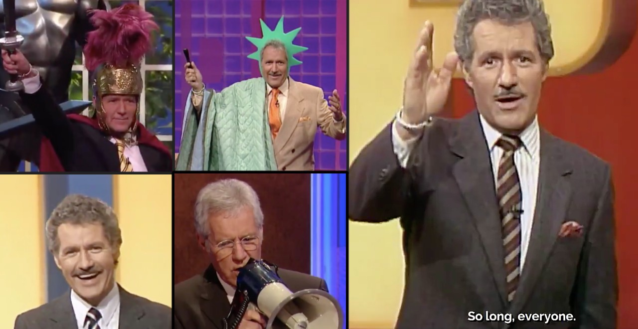 Alex Trebek Final Tribute