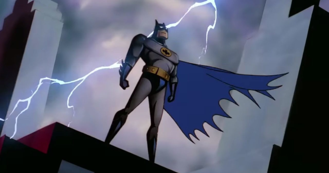 Batman: The Animated Series Returns