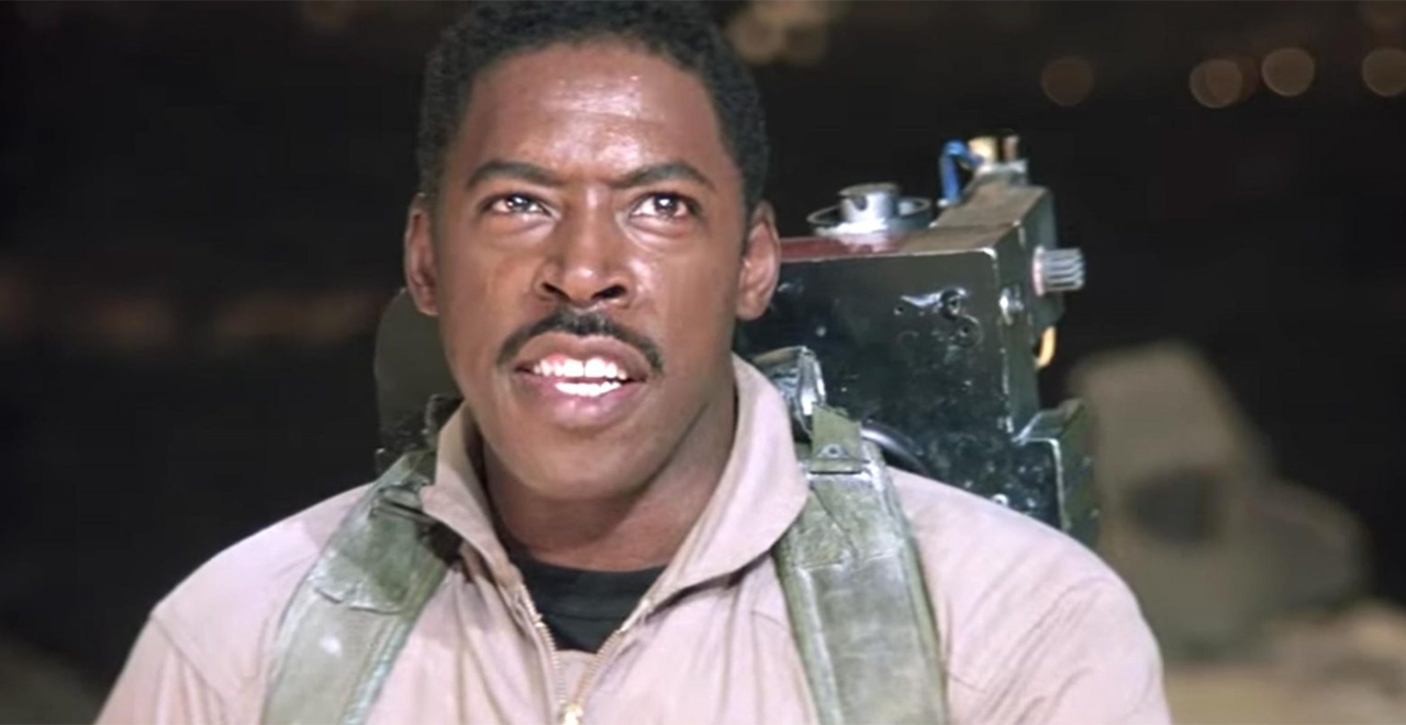 Ernie Hudson on Rick Moranis' Return