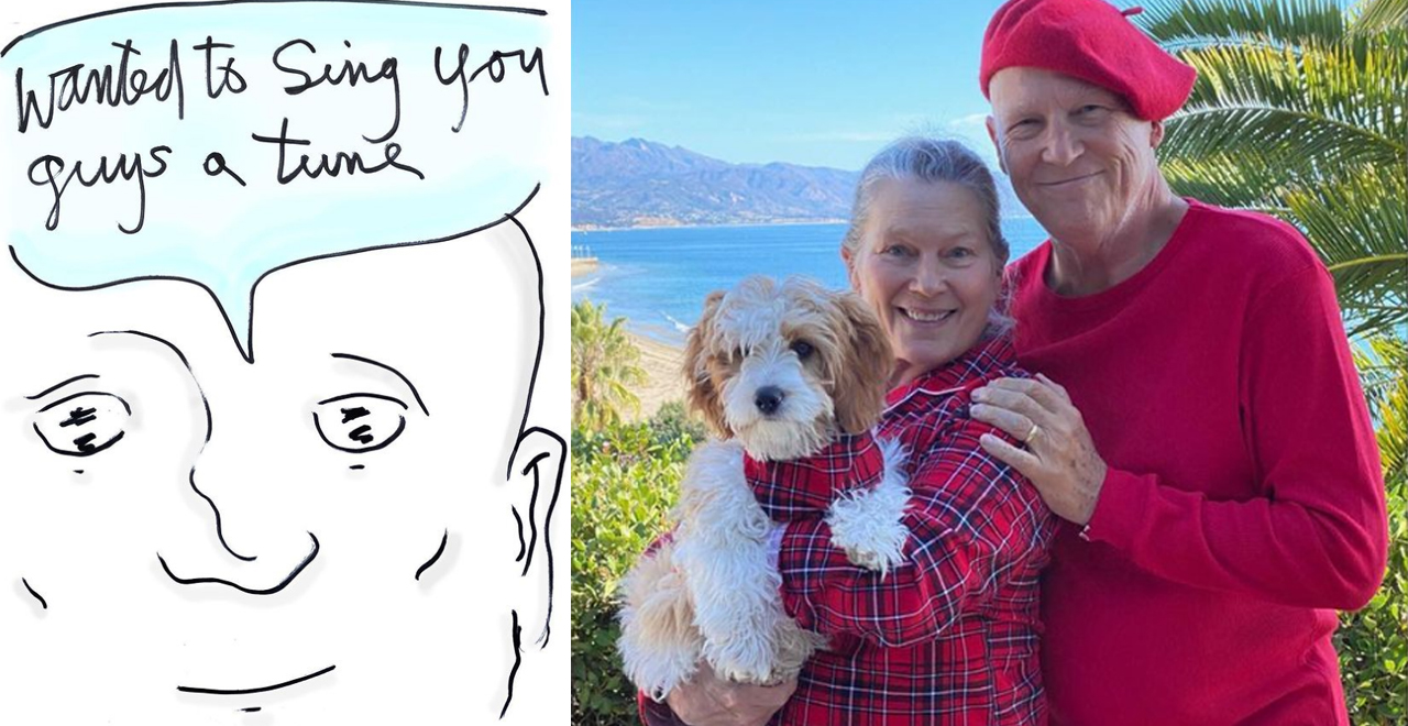 Jeff Bridges Update Tumor Shrunk