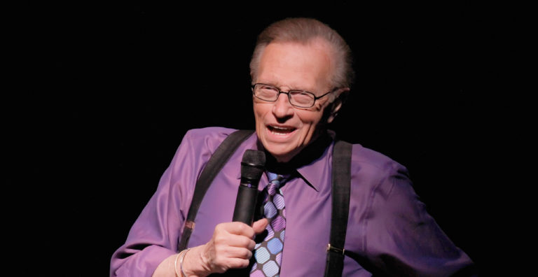 Tributes to Larry King