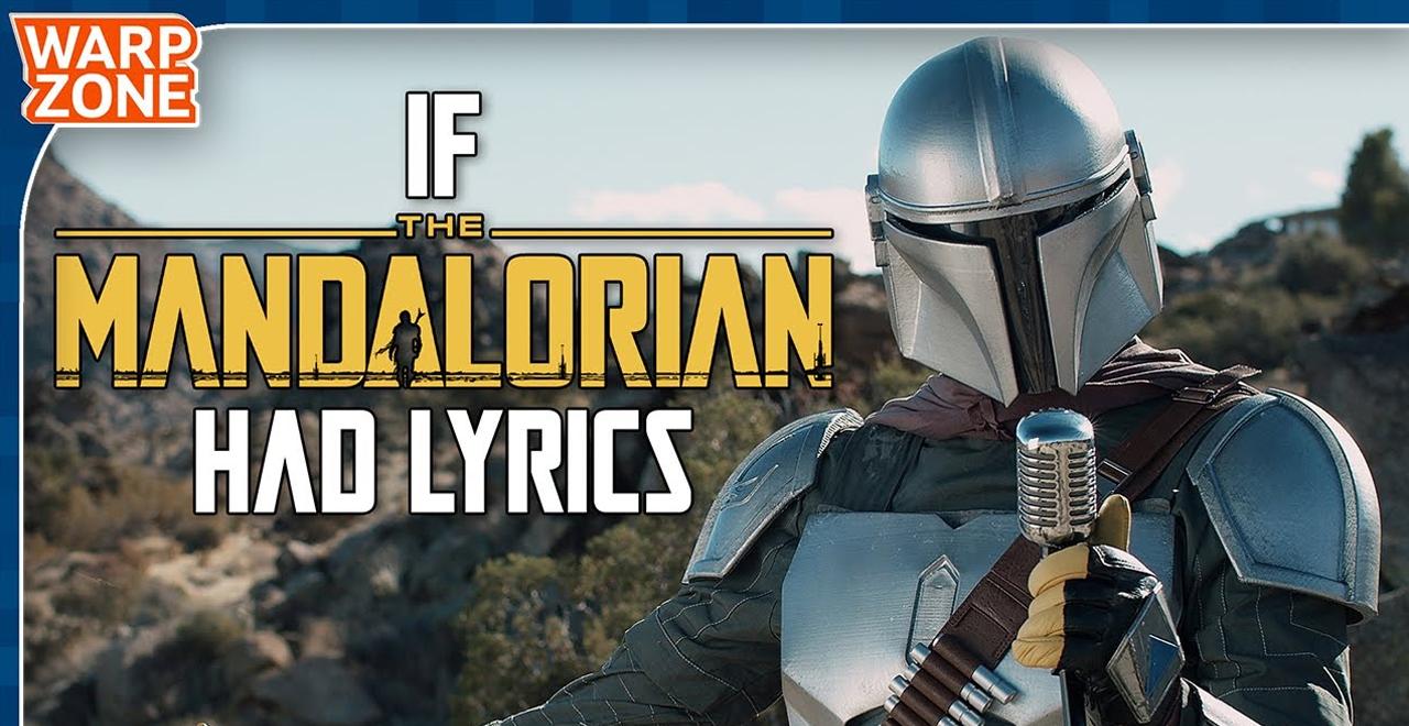 Mandalorian Lyrics