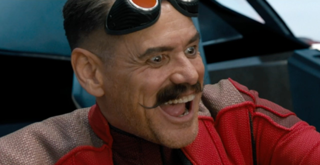 Jim Carrey Wins Award for Best Villain