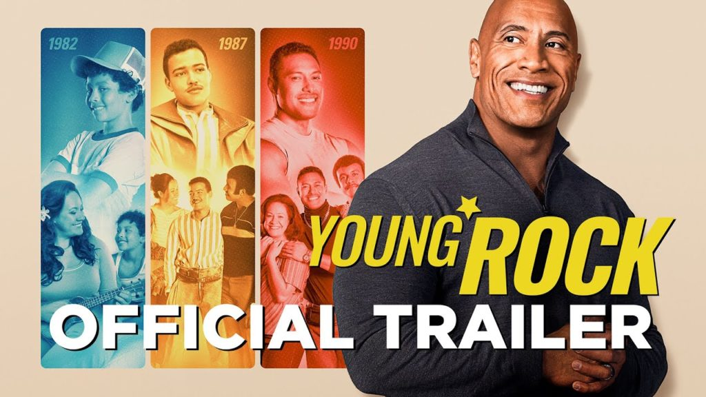 The Young Rock Full Trailer