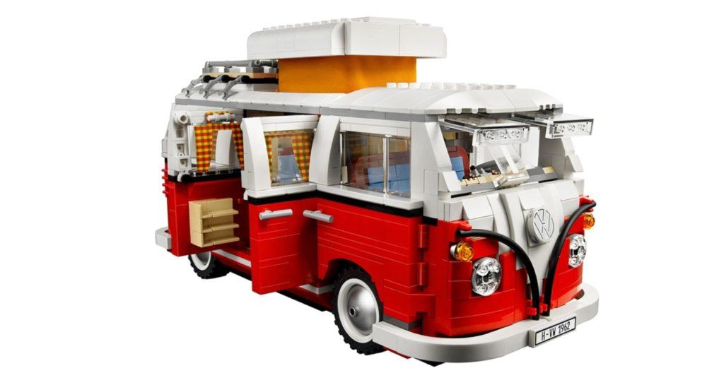 VW Van Lego Set
