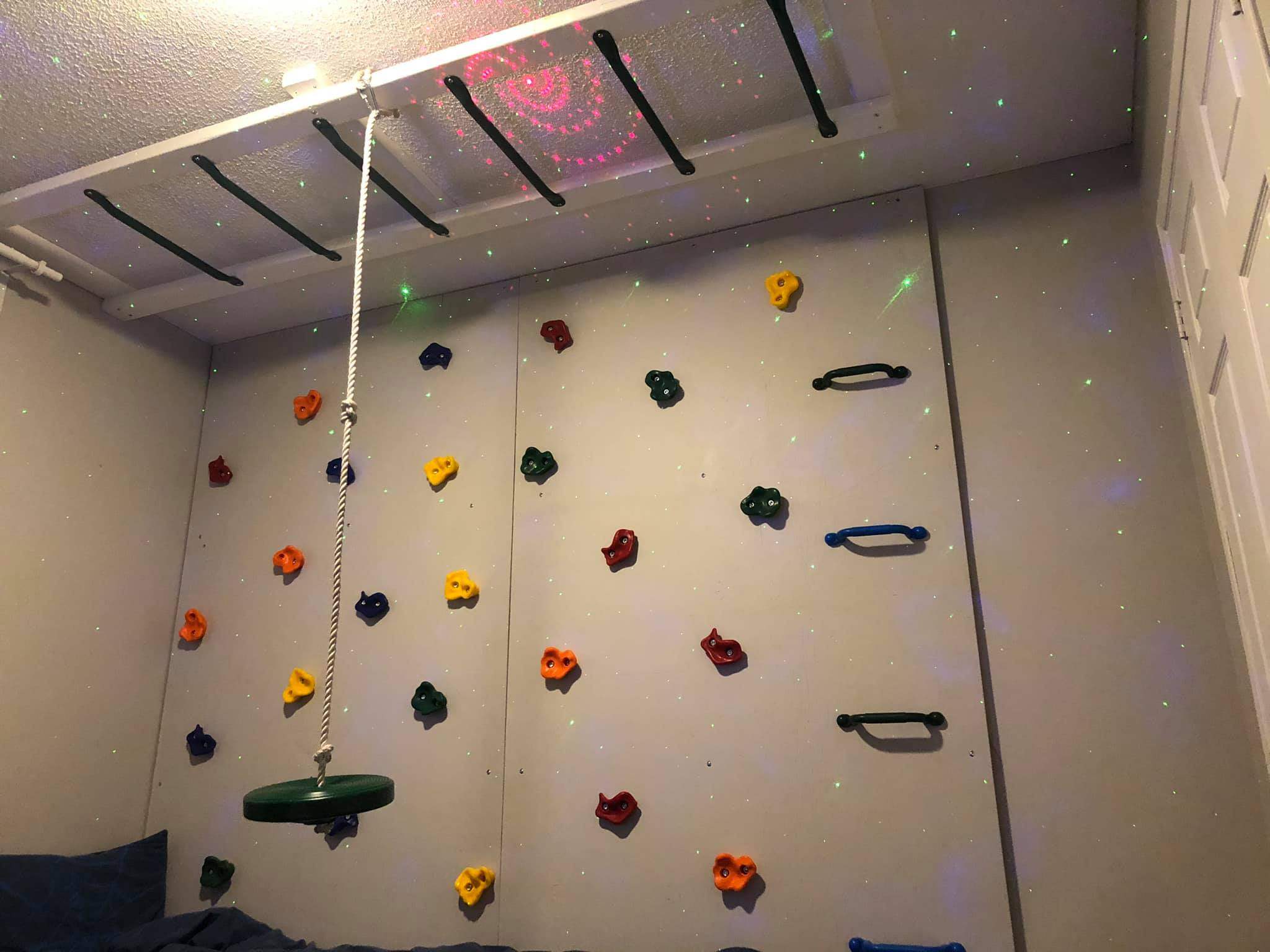 Indoor Climbing Wall for Kids