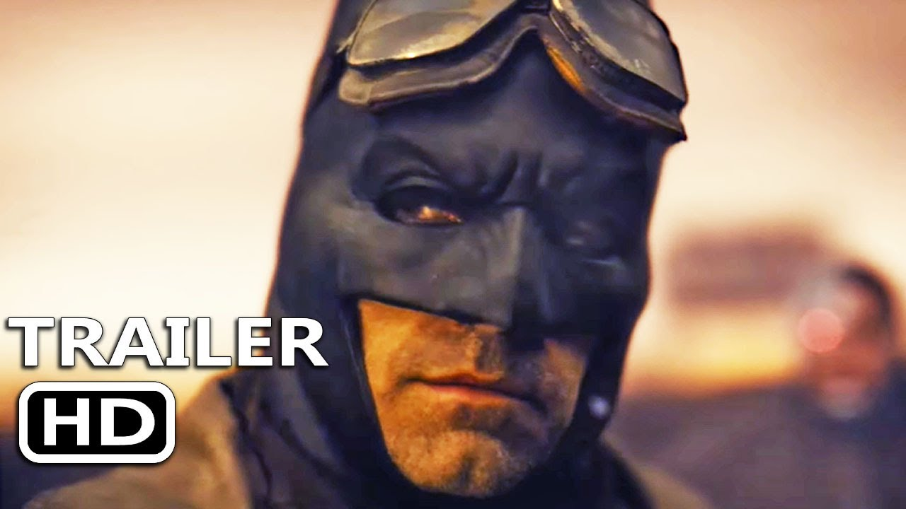Official Snydercut Trailer