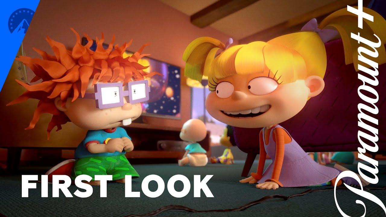 Rugrats Reboot Trailer