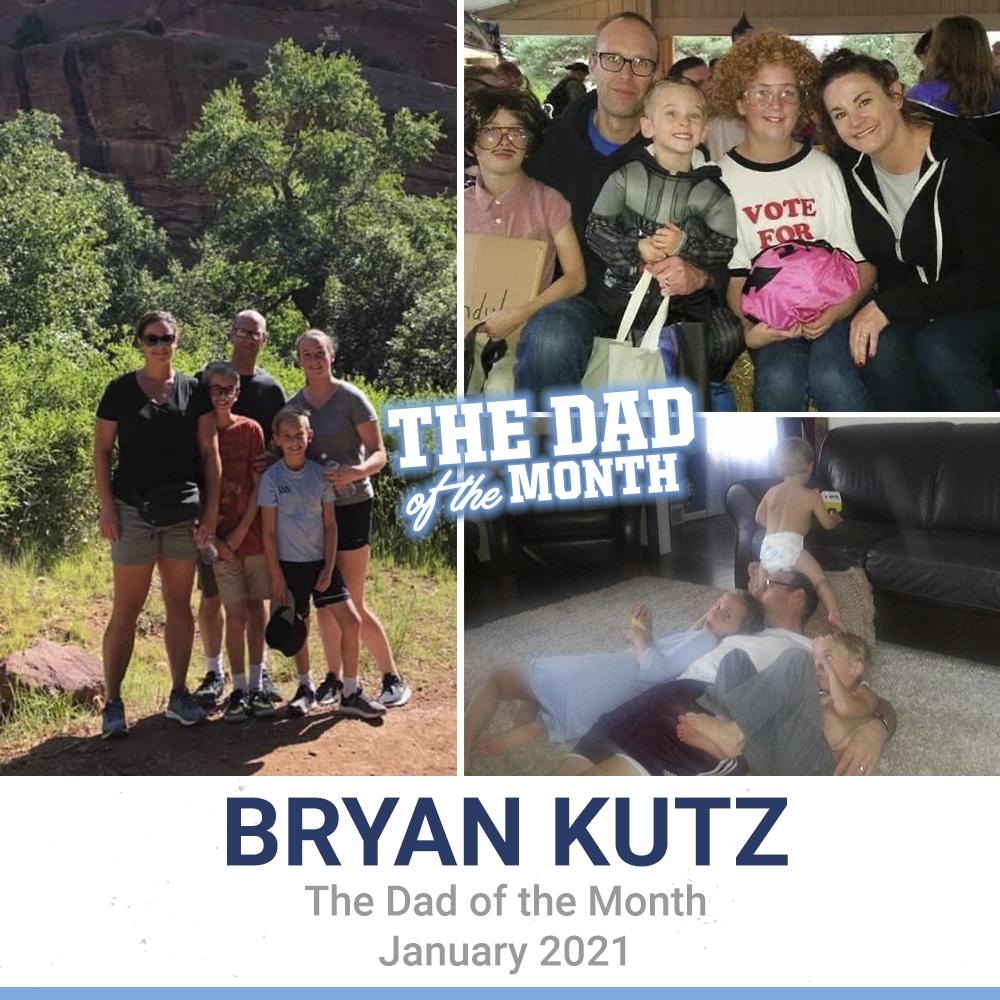 January 2021: Bryan Kutz