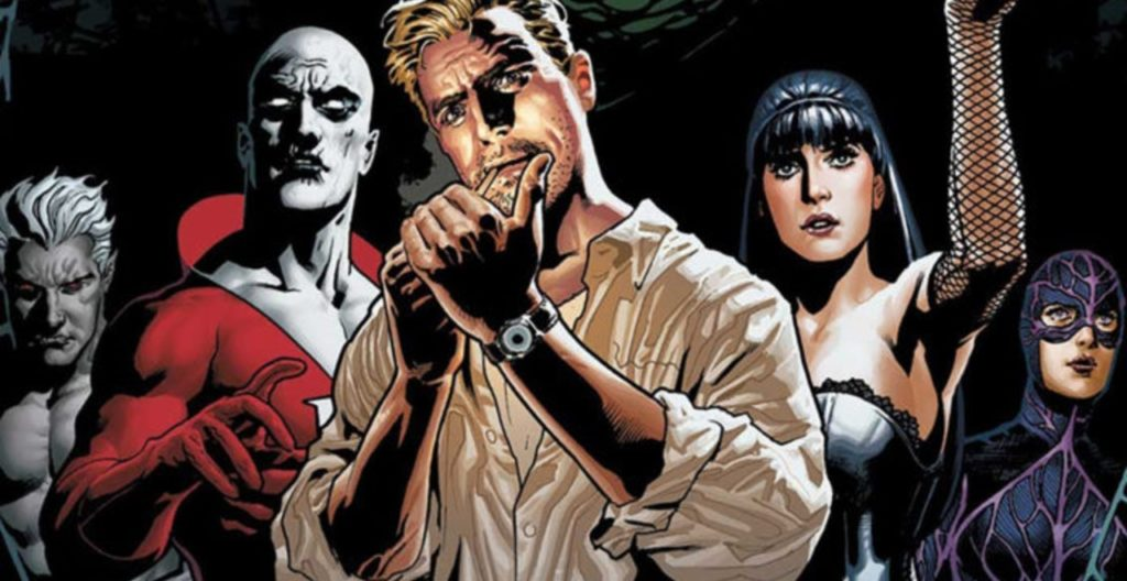 Constantine Series at HBO Max