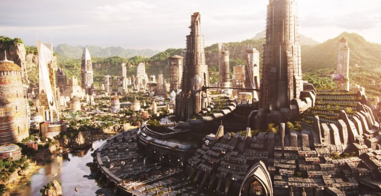 Kingdom of Wakanda