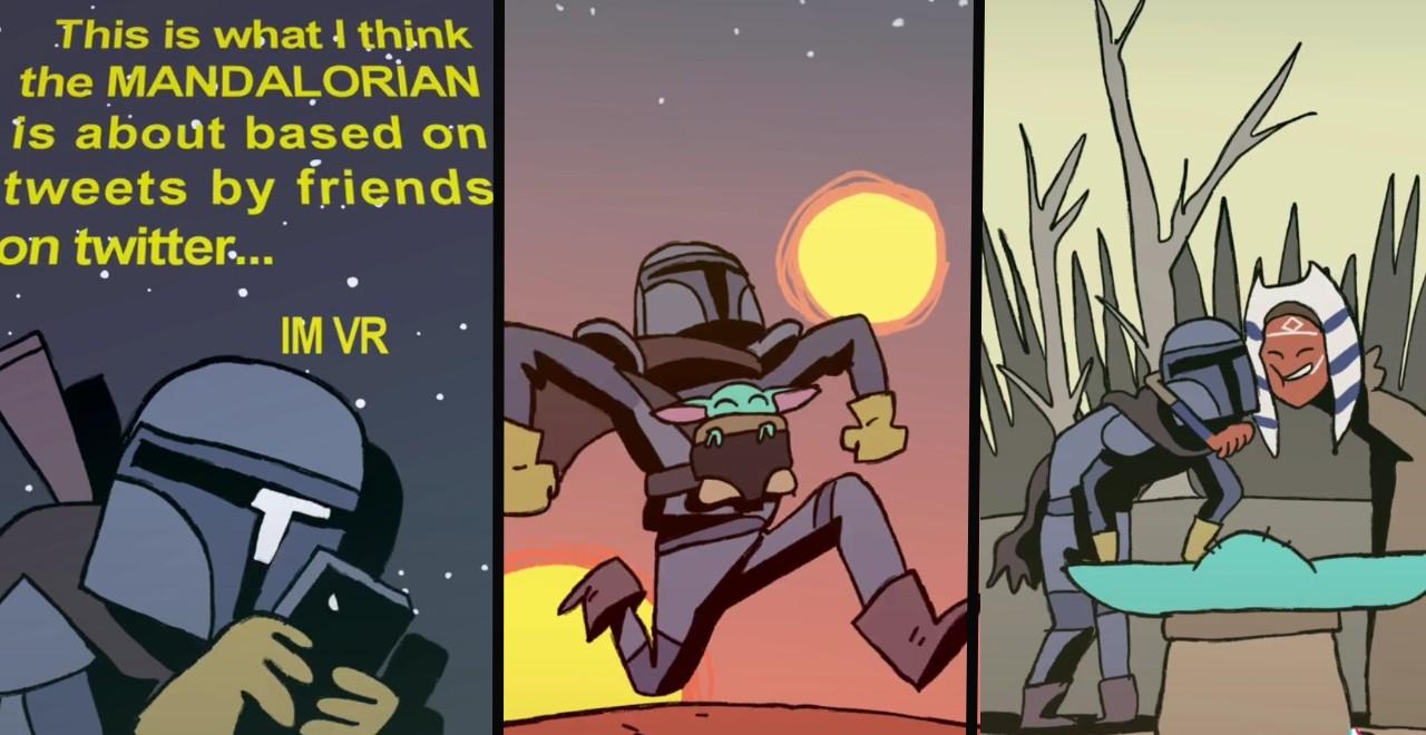 Mando Recap by Animators