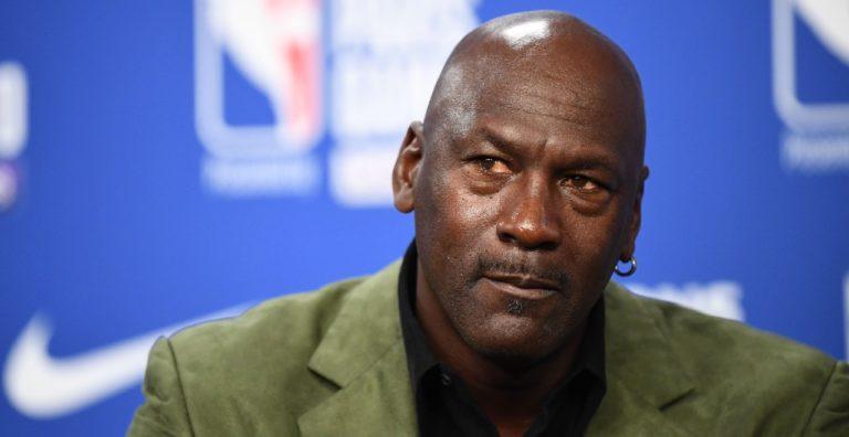 Michael Jordan Opens Clinic in Hometown