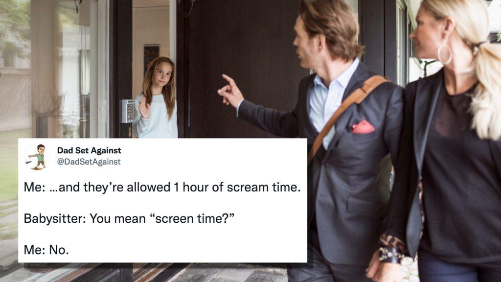 Funniest Dad Tweets 10/15/2021