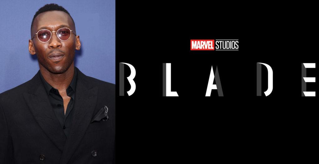 Blade Reboot With Mahershala Ali