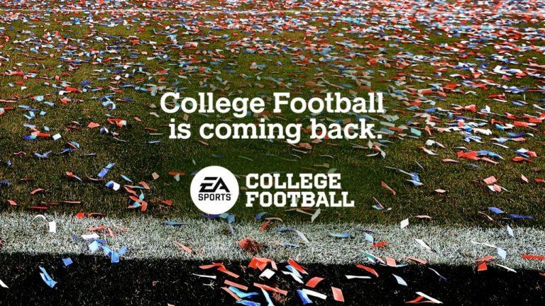 EA Sports CFB College Football
