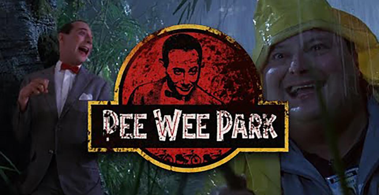 Pee Wee Jurassic Park