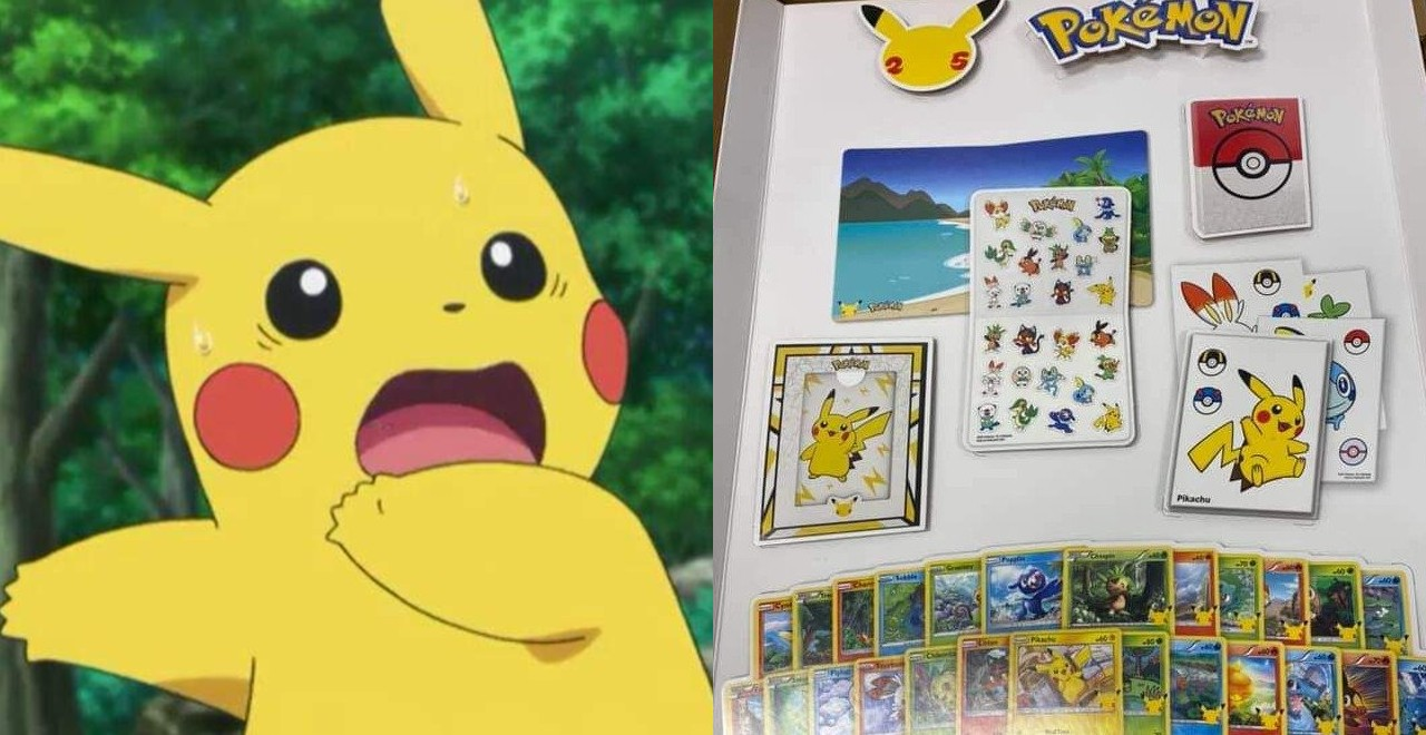 pokemon cards coming to happy meals