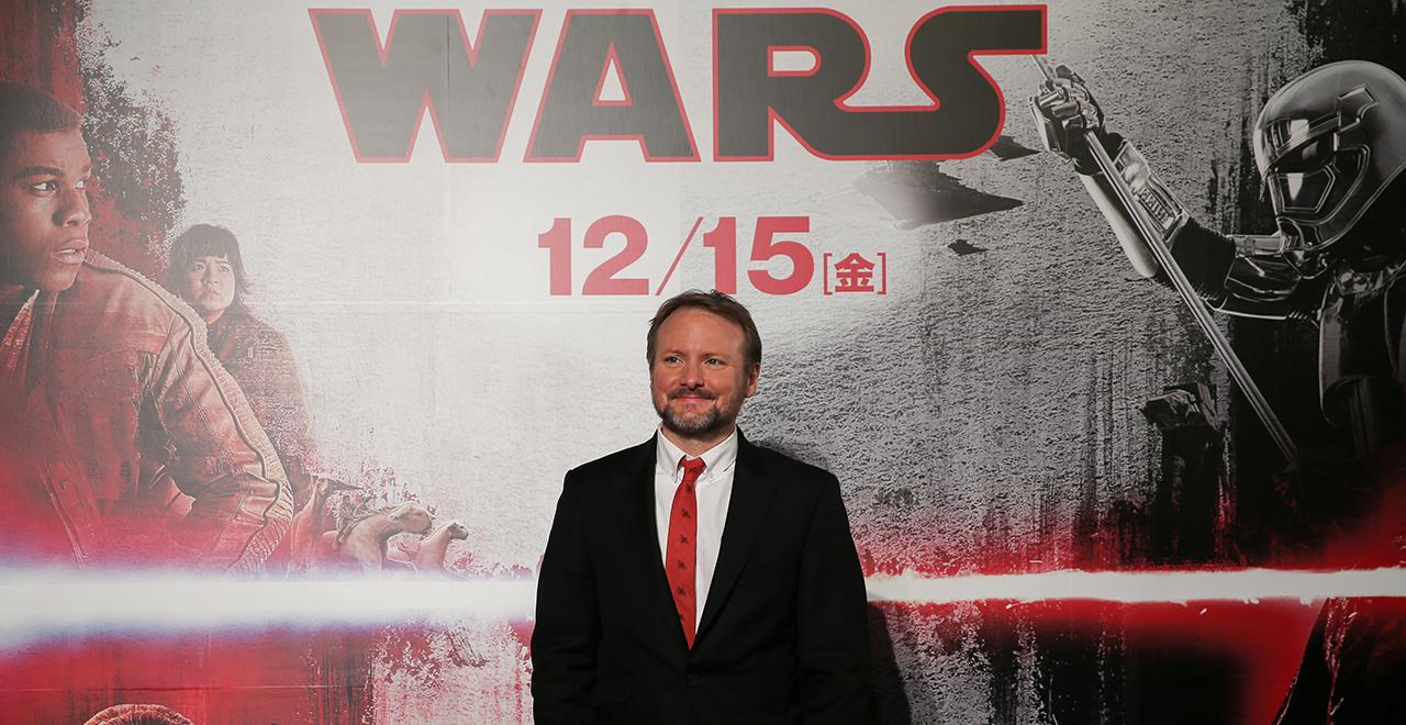 Rian Johnson Star Wars Trilogy On