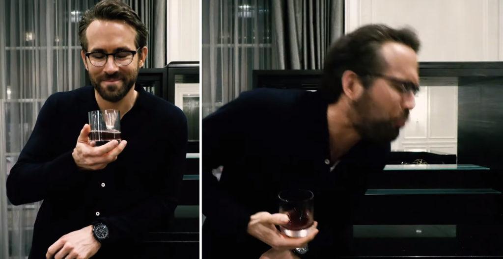 Reynolds, Diddy, Beckham, New Drink