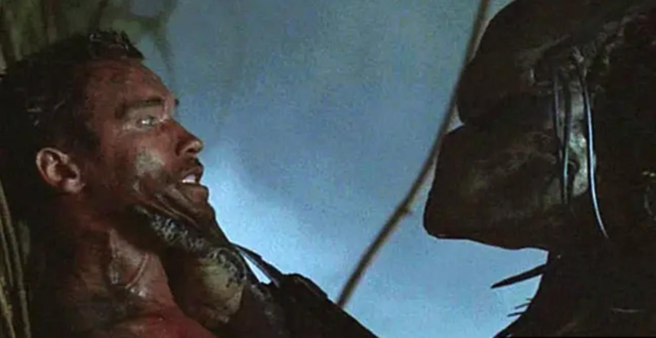 Arnold VS Aliens