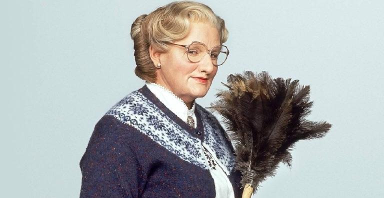 Dirty Mrs Doubtfire