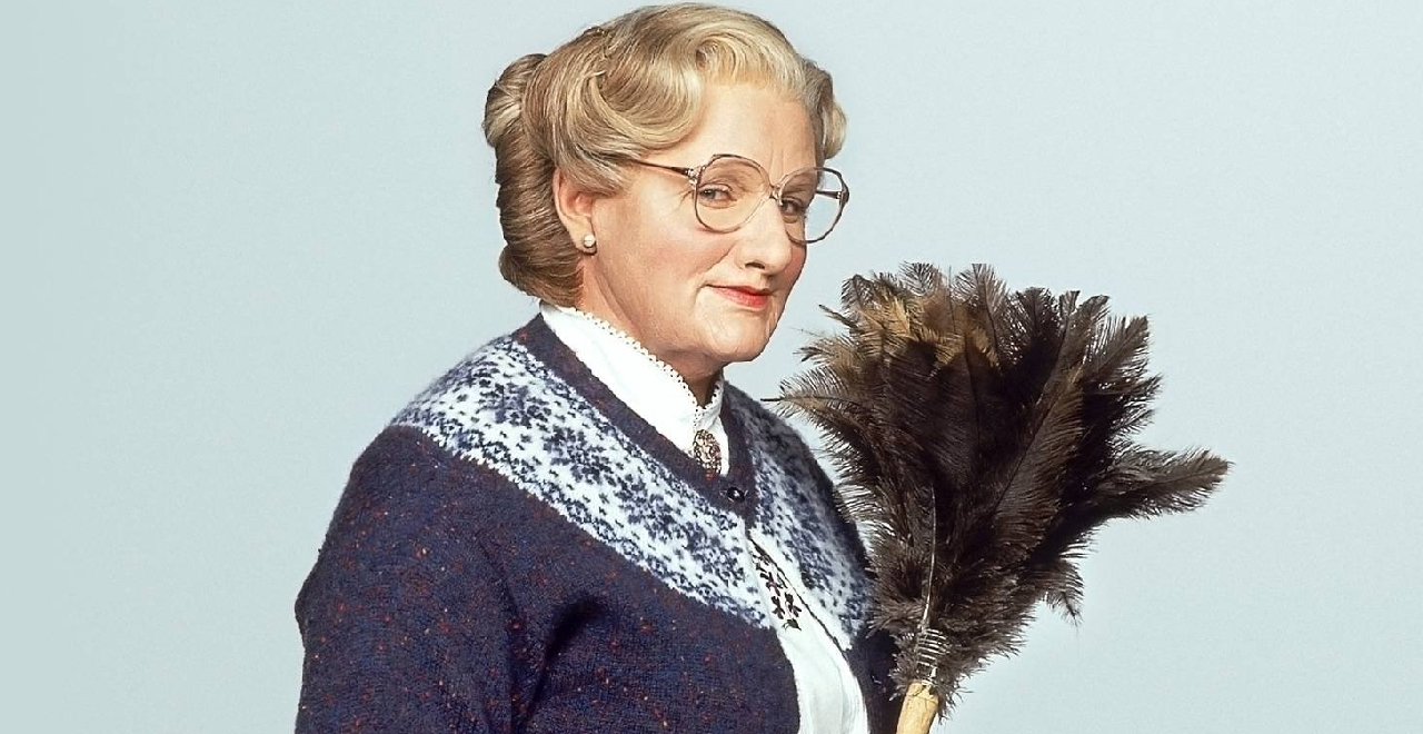 Dirty Mrs Doubtfire