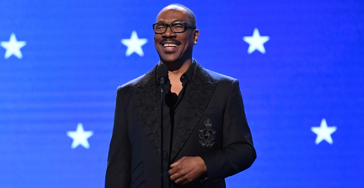 Eddie Murphy Standup Return