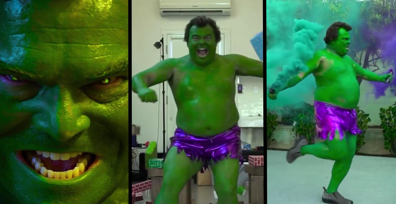 Jack Black Hulk