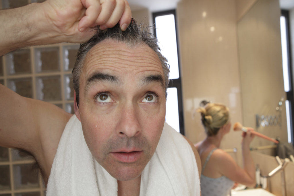 7 Myths About Losing Your Hair