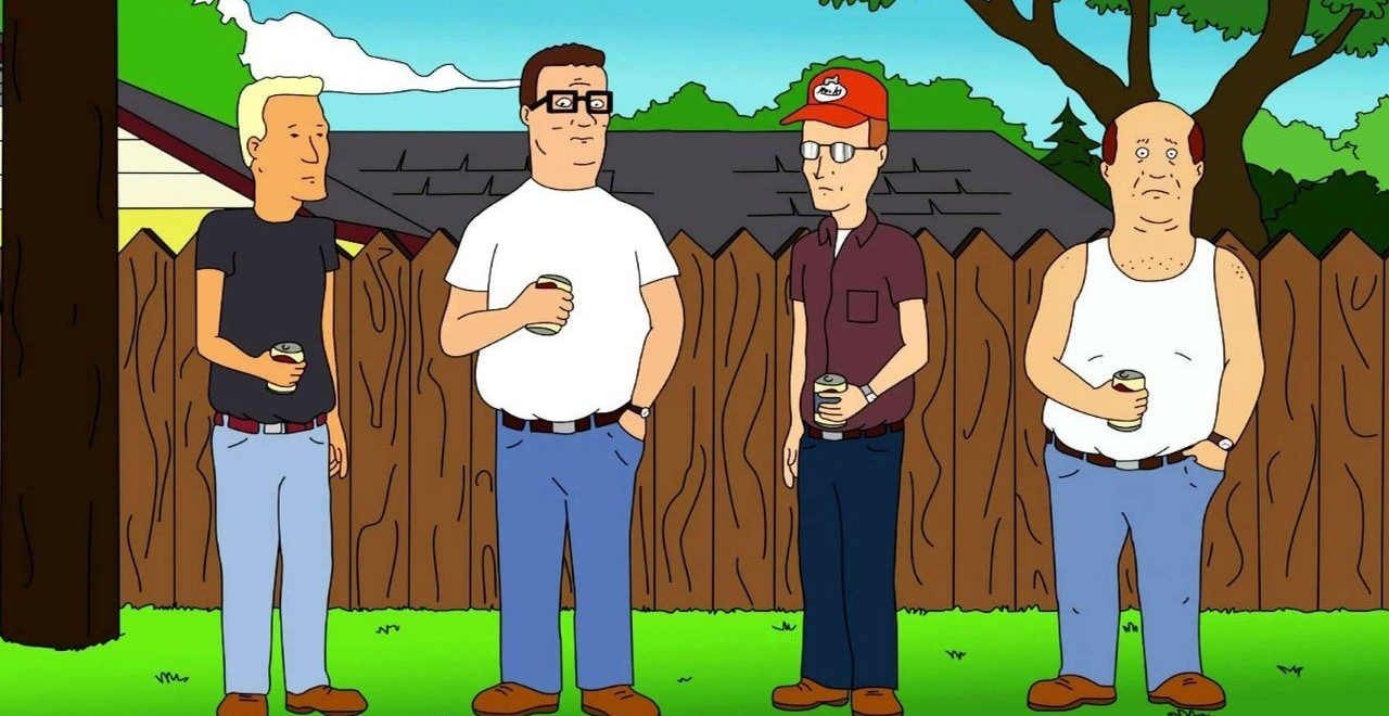 King of the HIll Reboot On Track