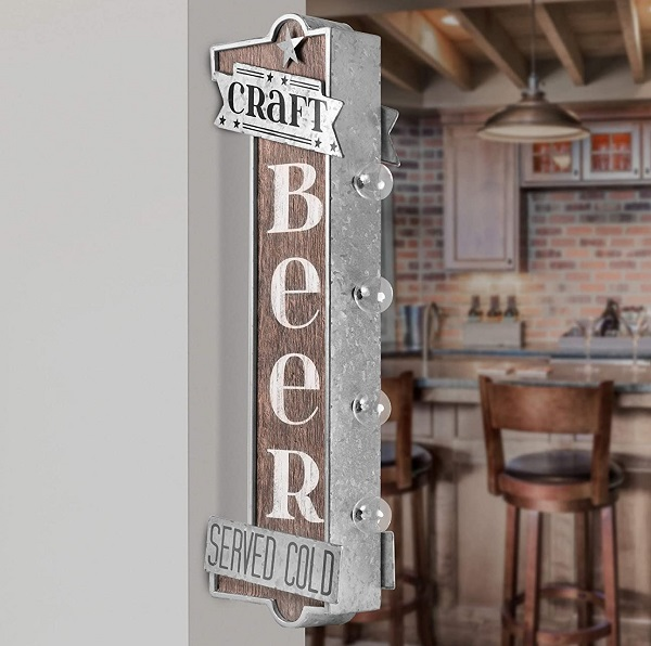best man cave signs