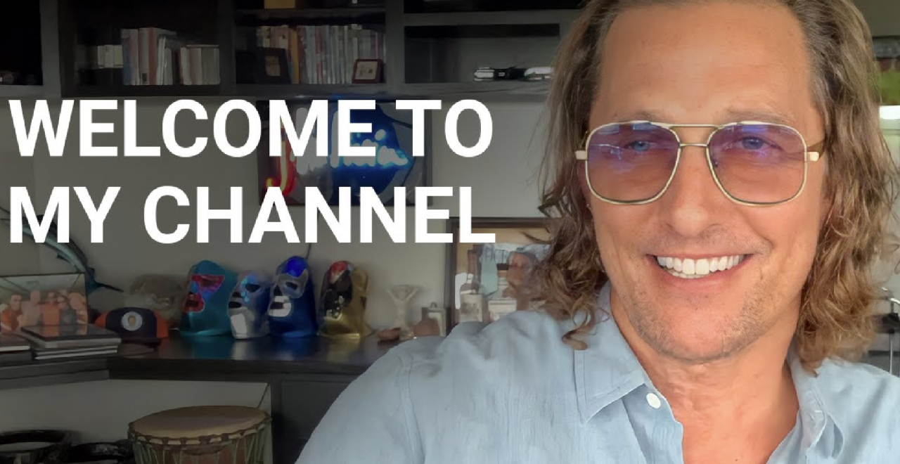 McConaughey YouTube