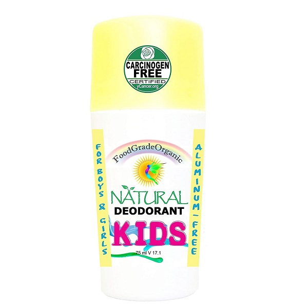 best deodorant for teen boys