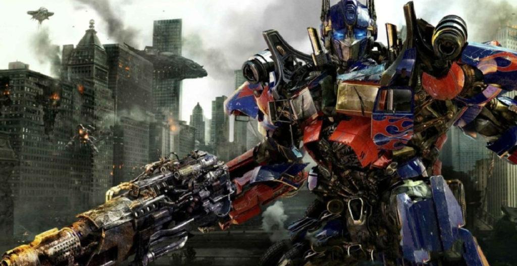 New Transformers Movie