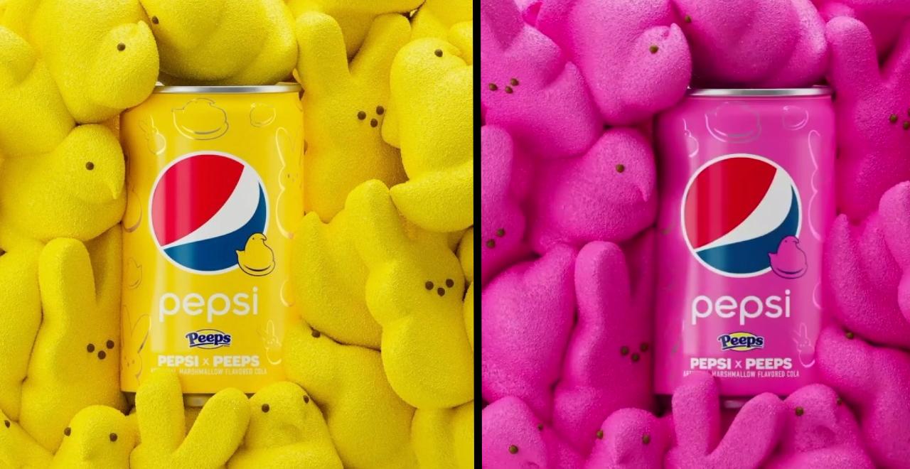 Peeps Pepsi