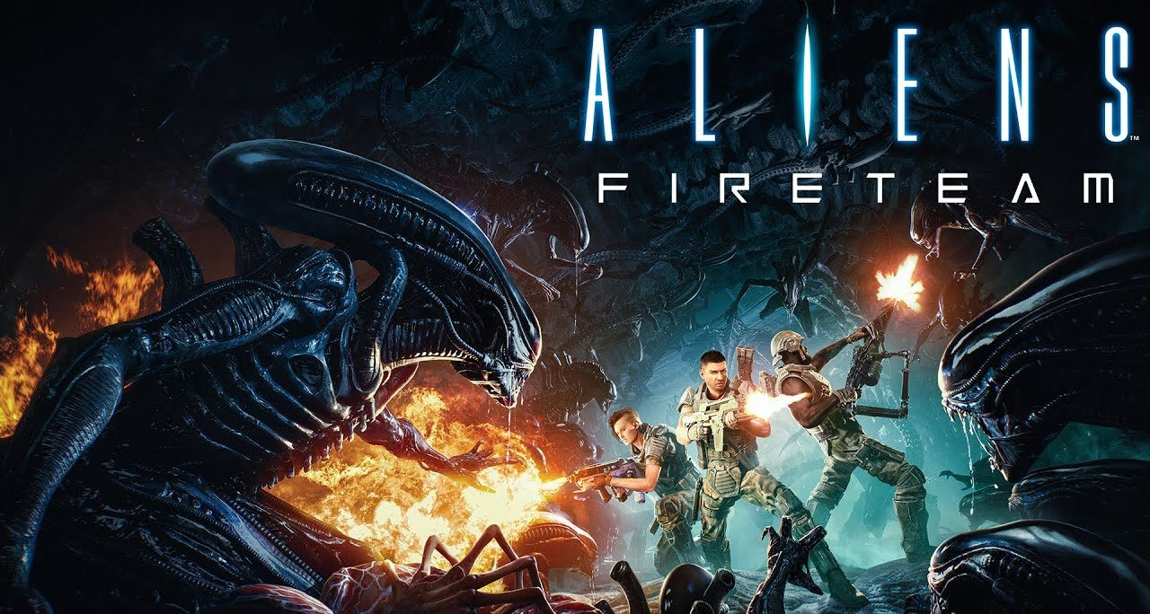 Aliens: Fireteam Game