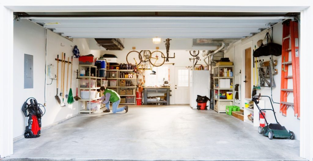 DIY Garage Storage Ideas