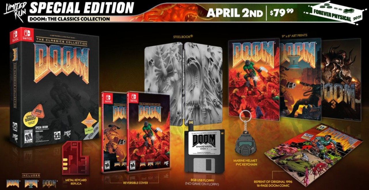 DOOM: The Classics Collection