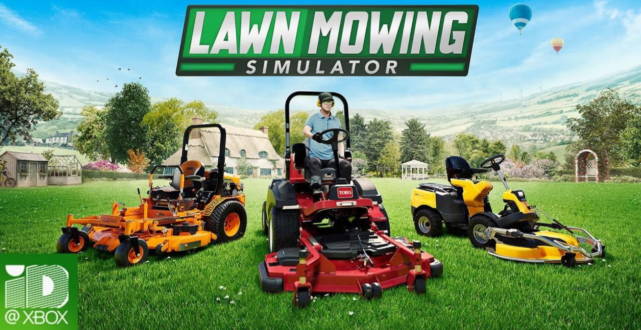 Lawn Mowing Sim