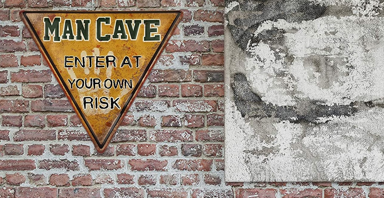 The Best Man Cave Signs to Give Your Space Some Dad Vibes
