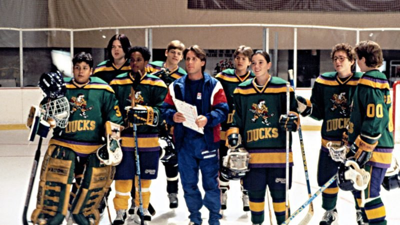 Mighty Ducks Trilogy Hulu
