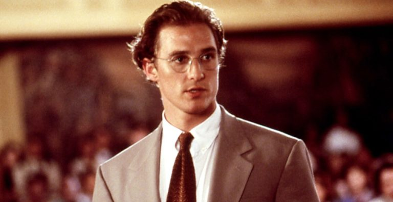 Matthew McConaughey Time to Kill reprisal