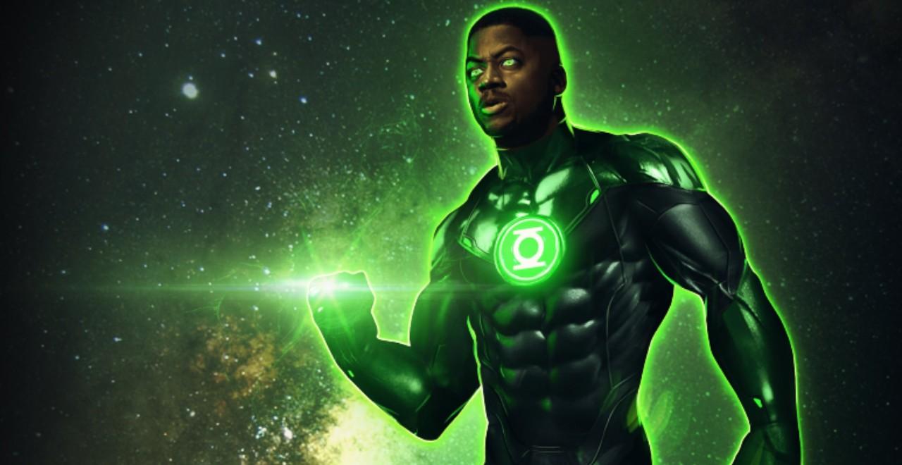 Green Lantern Snydercut