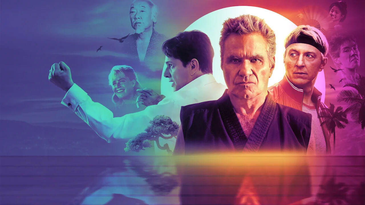 Cobra Kai and The Witcher Coming