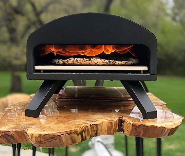 Best Pizza Oven for Grill; Bertello pizza oven