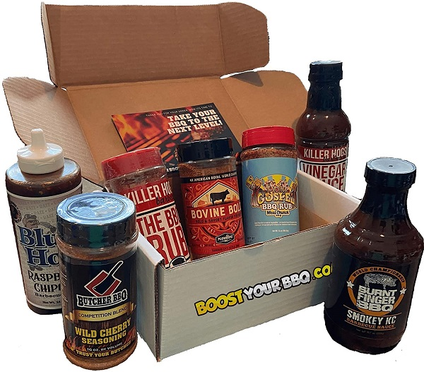 Best BBQ Subscription Boxes; Boost Your BBQ